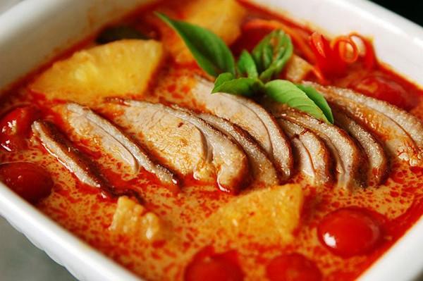 cà ri Thái Lan