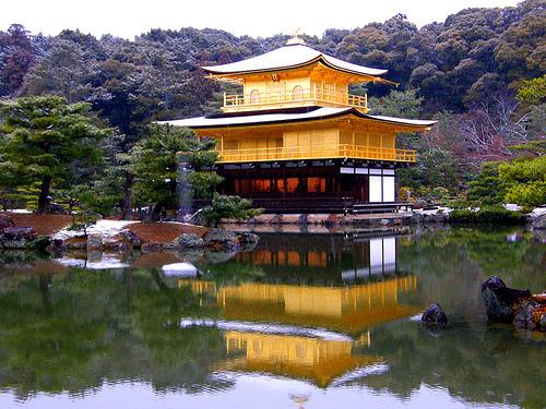 ngôi chùa nổi tiếng bậc nhất tại nhật bản