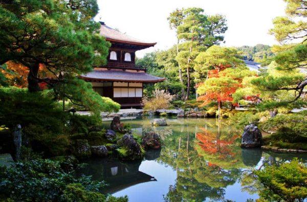 Những ngôi chùa nổi tiếng bậc nhất tại Nhật Bản