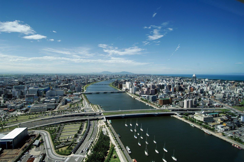 Thành phố Niigata Nhật Bản