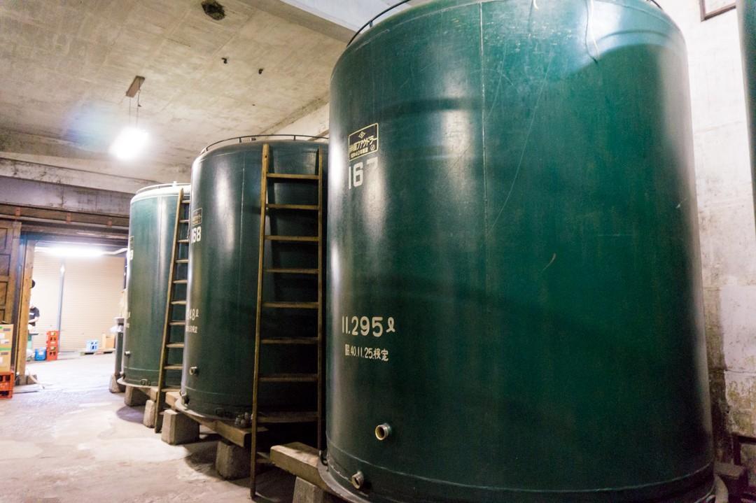 xưởng rượu Imayotsukasa Shuzo Nhật Bản