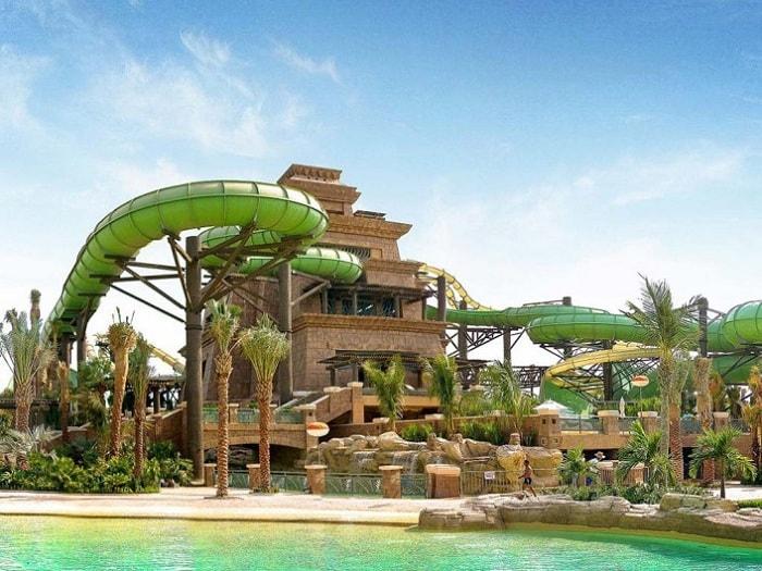Aquaventure Park Dubai
