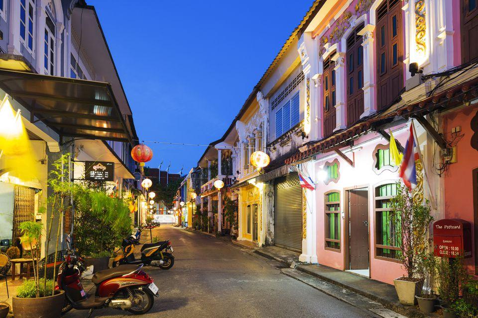 Kết quả hình ảnh cho thành phố Phuket Town