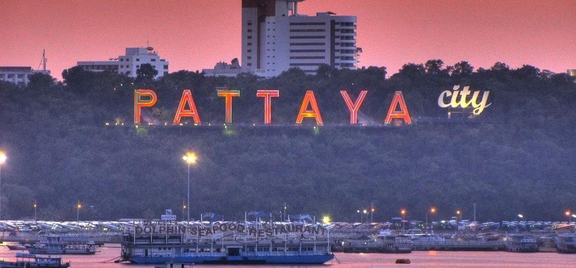 Khám phá thành phố Pattaya vào ban đêm