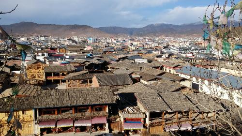 Shangri-La thành phố