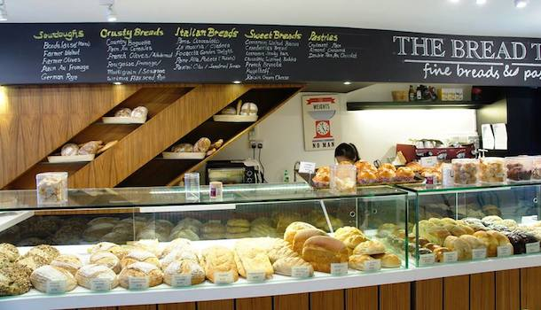 The Bread Table Singapore