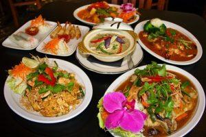 Khám phá văn hóa ẩm thực đặc trưng vùng miền tại Thái Lan