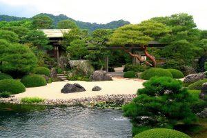 Tham quan bảo tàng nghệ thuật Adachi khi đi du lịch Nhật Bản