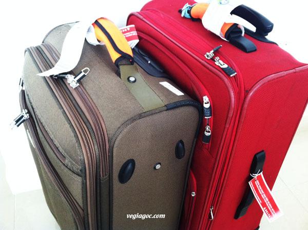chuẩn bị hành lý khi đi du lịch singapore