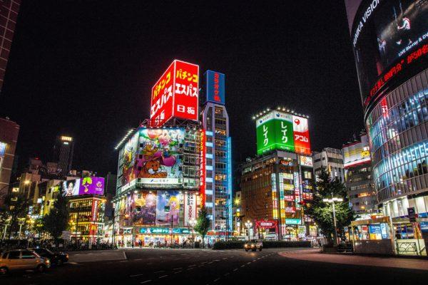 Khám phá du lịch về đêm tại Tokyo