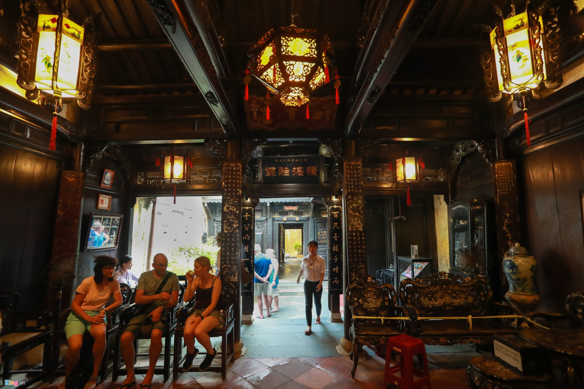 Nhà Cổ Tấn Ký – Hội An
