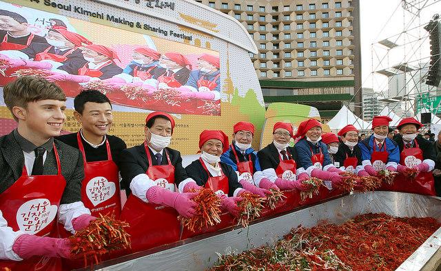 những lễ hội đặc sắc tại seoul