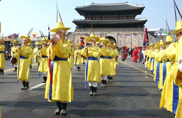 những lễ hội nổi tiếng tại hàn quốc
