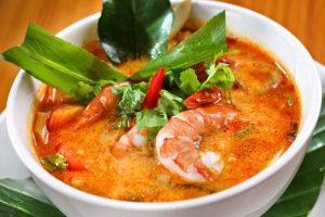 Những món ăn đặc trưng của ẩm thực Thái Lan