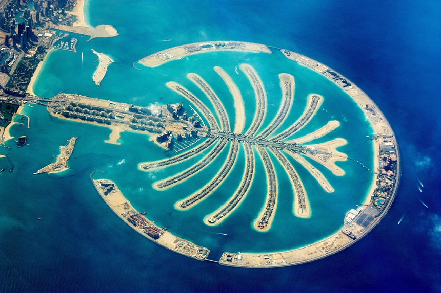 Thăm Quan đảo Palm island