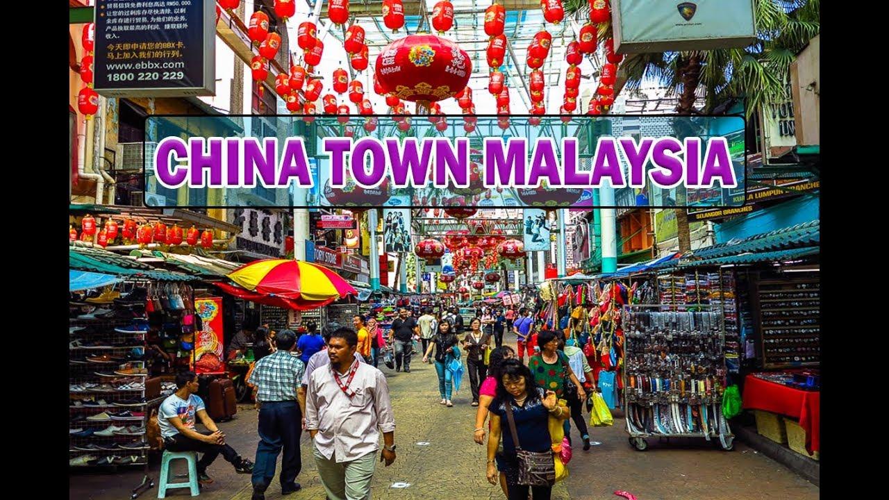 Chinatown, Malaysia