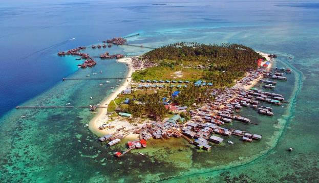 Đảo Mabul Malaysia