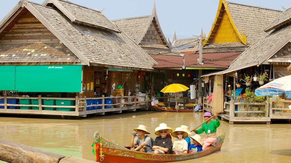 đi du lịch Thái lan