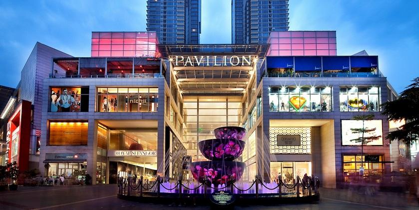 Pavilion Kuala Lumpur, Malaysia
