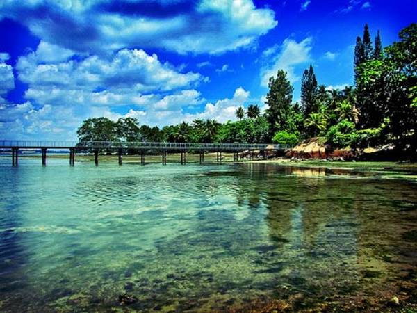 Đảo Pulau Ubin, Singapore
