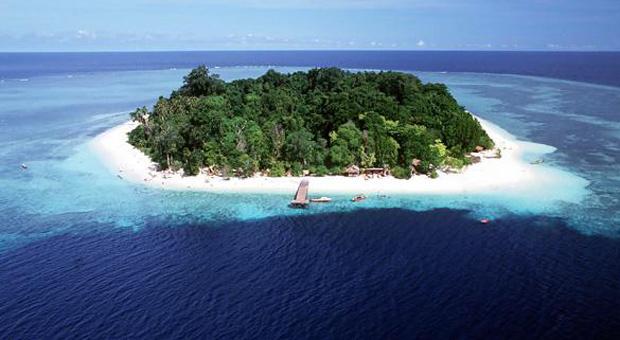 Đảo Sipadan, Malaysia