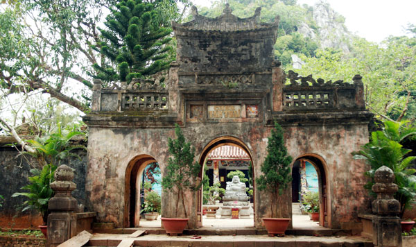 chùa Tam Thai, Thủy Sơn, Đà Nẵng