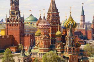 Tour du lịch Nga: Moscow – Saint Petersburg 9 ngày 8 đêm
