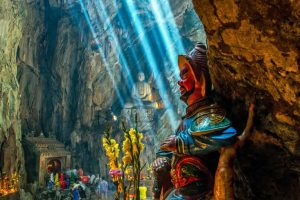 Khám phá Động Huyền Không, núi Thủy Sơn Đà Nẵng