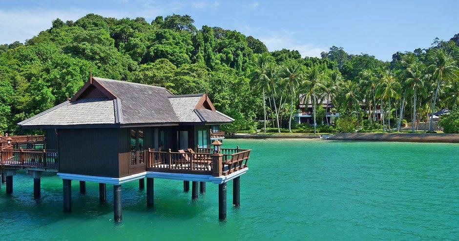 Đảo Pulau Pangkok, Malaysia