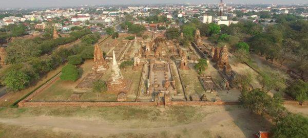 du lịch khám phá công viên Ayutthaya