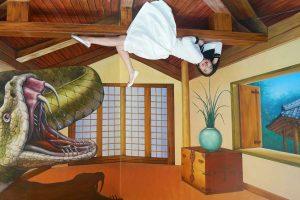 Khám phá bảo tàng Trick Eye tại Hàn Quốc