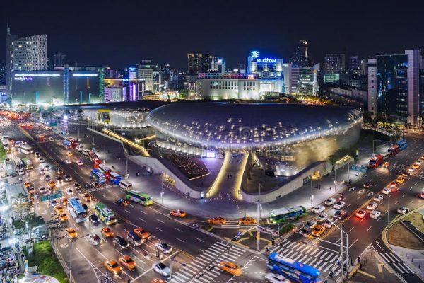 khám phá địa điểm selfie nổi tiếng tại seoul