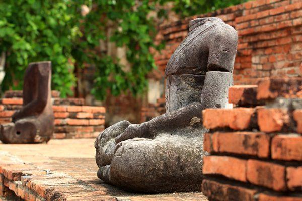 kinh nghiệm du lịch công viên lịch sử Ayutthaya