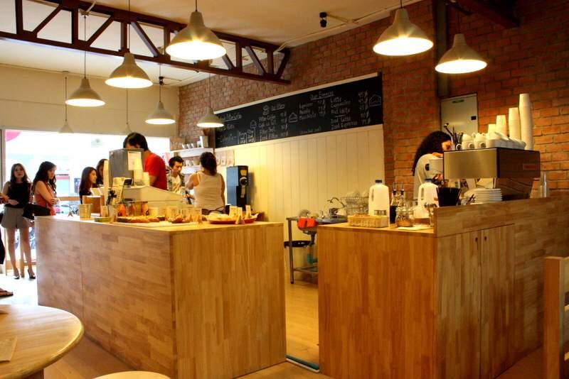quán cafe nổi tiếng ở Thái Lan