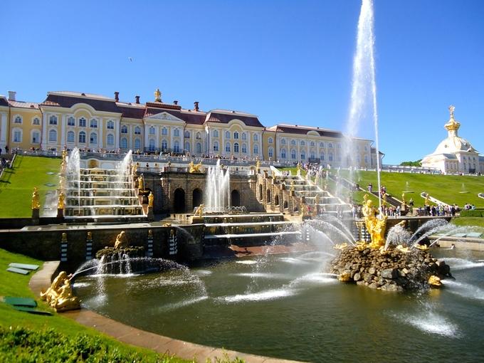 Thành phố Peterhof