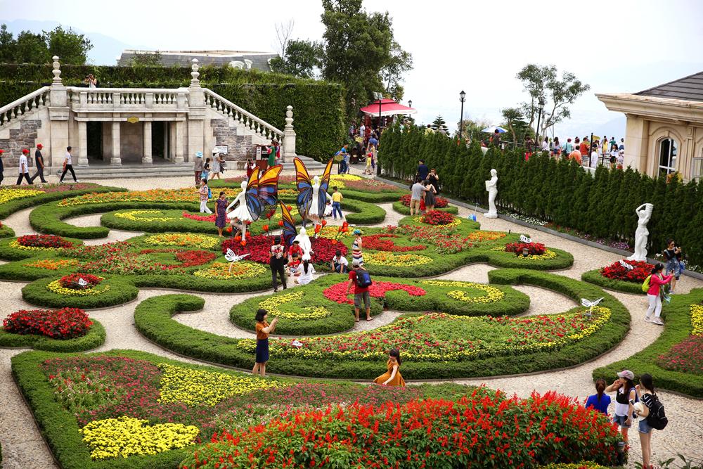 Bảo tàng Sáp núi Bà Nà Hill, Đà Nẵng