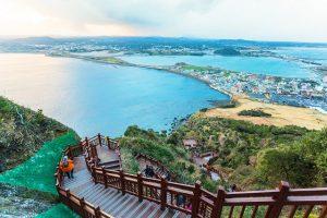 2 Hòn đảo làm lên tên tuổi cho ngành du lịch Hàn Quốc!