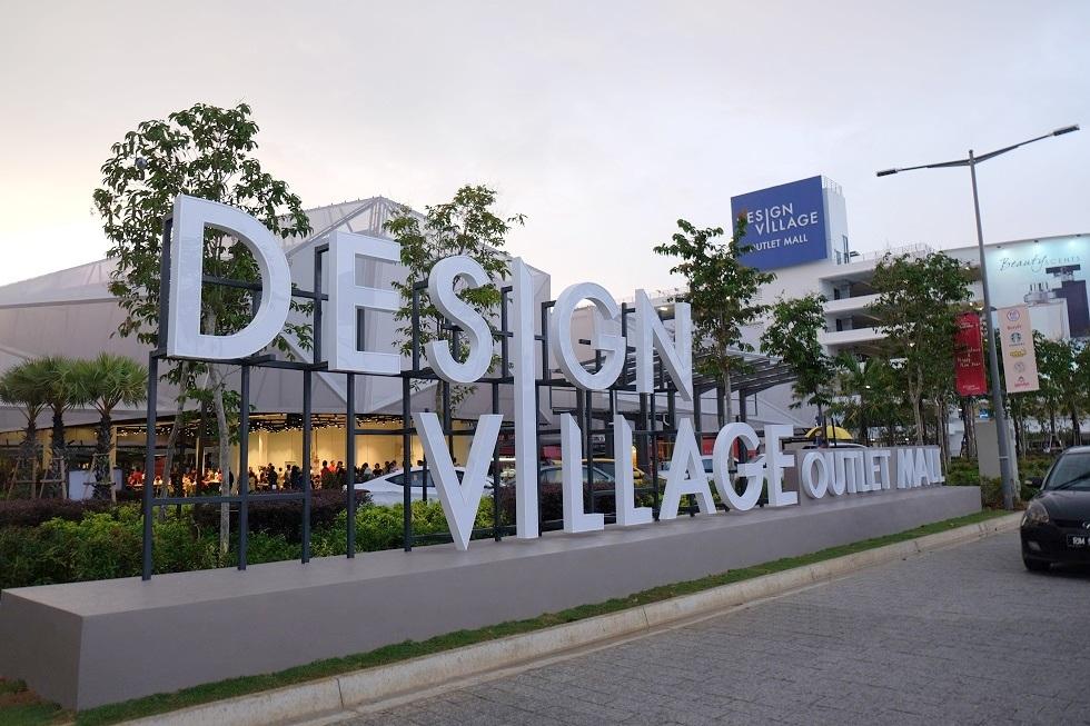 Design Village Outlet Mall (Penang)