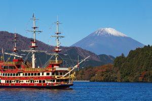 Hakone – khu nghỉ dưỡng tuyệt vời trong tour du lịch Nhật Bản!
