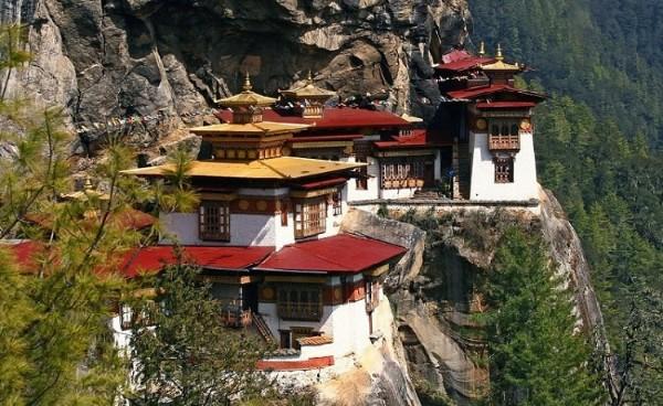 Paro – điểm du lịch Bhutan hấp dẫn