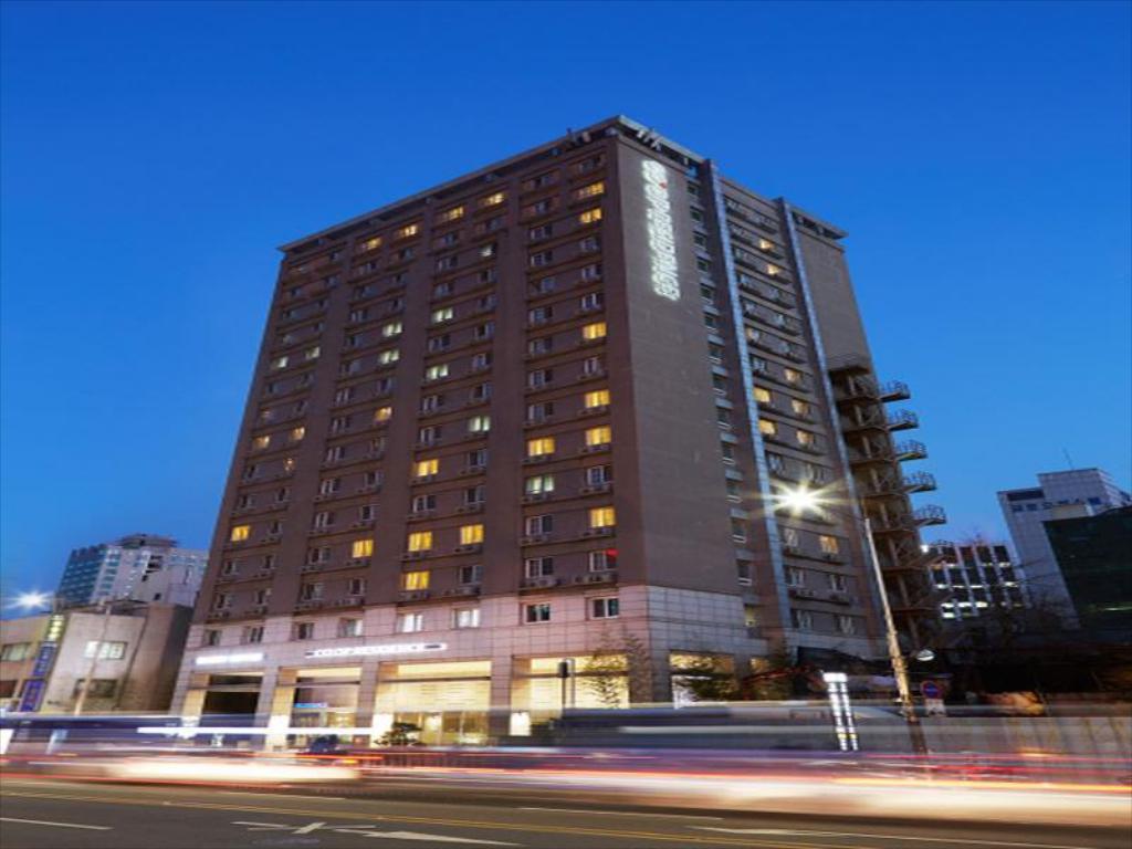 Khách sạn Uljiro Coop Residence Dongdaemun