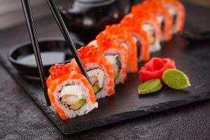 Ăn sushi đúng điệu khi đi du lịch Nhật Bản