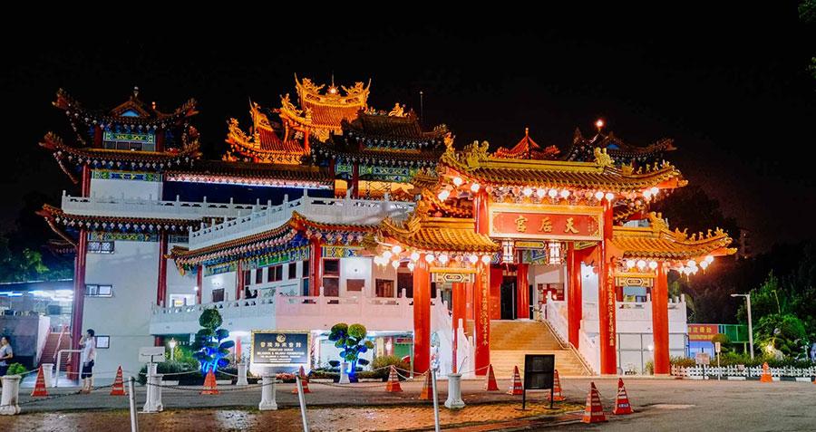 Chùa Thiên Hậu, Malaysia