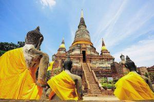 Các địa điểm du lịch nổi tiếng tại Bangkok, Pattaya không thể bỏ qua