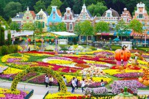 Khám phá công viên Everland giải trí lớn nhất Hàn Quốc