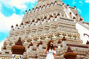 Các địa điểm du lịch nổi tiếng tại Bangkok Thái Lan