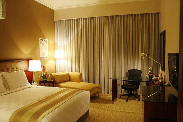 Các khách sạn 3 sao đầy đủ tiện nghi, đảm bảo du khách trong tour du lịch Nhật Bản sẽ có những giờ giấc nghỉ ngơi thật thoải mái