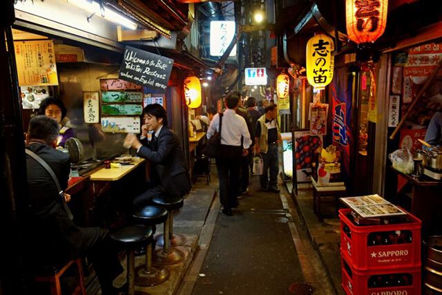 Trong chuyến du lịch Nhật Bản của mình bạn nên thử trải nghiệm ẩm thực đường phố