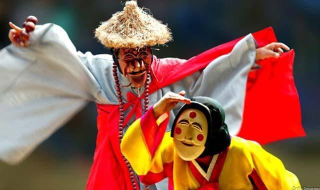 Lễ hội Hàn Quốc mùa thu