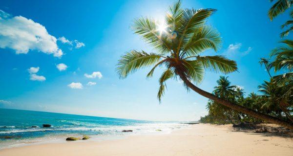 Biển Phú Quốc trong xanh bất tận